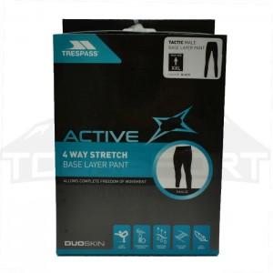 Getry termoaktywne męskie TACTIC TP75 TRESPASS Black