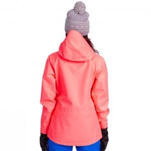 Kurtka narciarska damska TAMMIN DLX TRESPASS Neon Coral