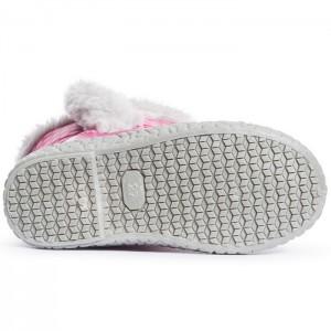 Buty śniegowce dziecięce-niemowlęce TIGAN TRESPASS Pink Lady