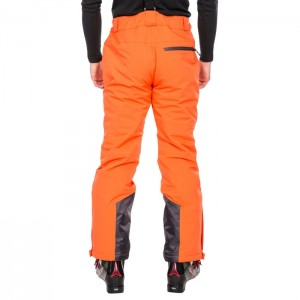 Spodnie narciarskie męskie TREVOR TP50 TRESPASS Orange