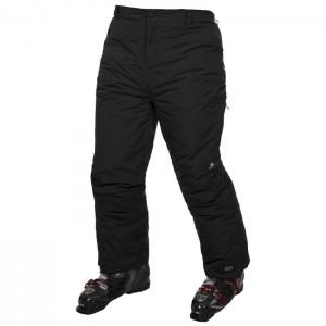 Spodnie narciarskie dziecięce CONTAMINES TP75 TRESPASS Black