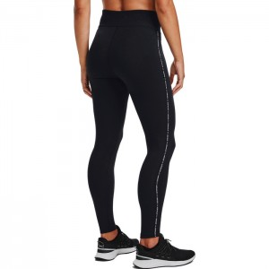 Legginsy treningowe damskie FAVOURITE HI-RISE LEGGINS 1356404-001 UNDER ARMOUR