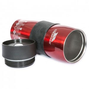 KUBEK TERMICZNY MAGMA400 400ml RED PRINT TRESPASS