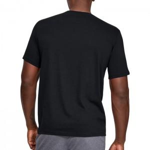 Koszulka techniczna męska UA GL FOUNDATION SHORT 1326849-001 UNDER ARMOUR