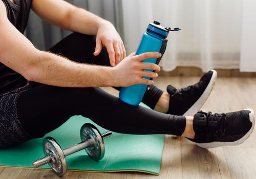 Jak utrzymać temperaturę ciała podczas treningu?