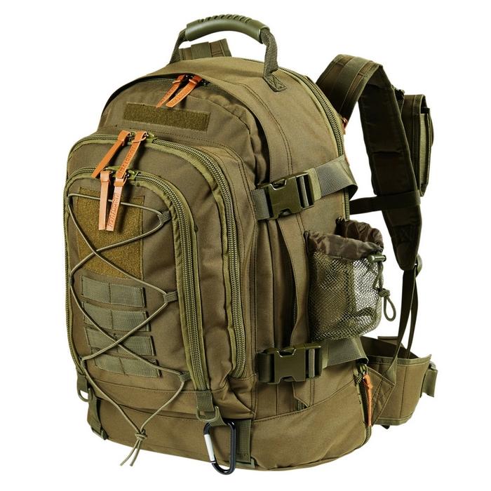 Plecak turystyczny taktyczny 602132 40+20L MACGYVER