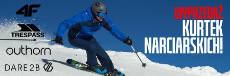 Wyprzedaż kurtek narciarskich!